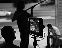 behind the scenes, movie shooting process project