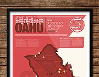Hidden Hawaii Series Posters