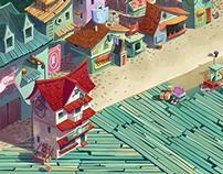 Pepper Panic game artwork