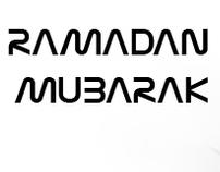 My Ramadan Greetings