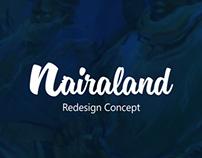 Nairaland Redesign Concept