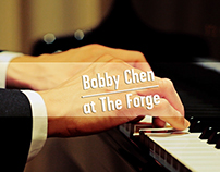 Bobby Chen: Piano Concert at The Forge | Music