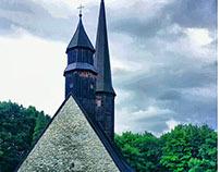 ST. ANNA CHURCH -OLSZYNIEC POLAND