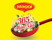 Maggi 365 Campaign