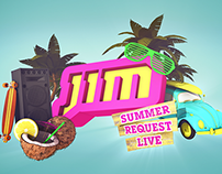 JIM's Summer Request Live
