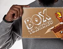 Boxtracized Calendar