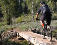 Trail Mix - Biking in Greenhorn