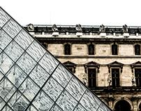 Contrasts in Paris