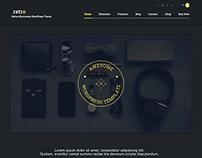 Retro - ecommerce responsive wordpress theme