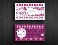 Jamberry Punch Cards