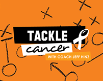 Tackle Cancer with Coach Jeff Hinz