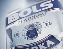 Vodka Bols - Crystal Filtration Advert