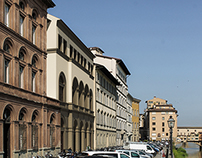 Florence, Palazzo Capponi
