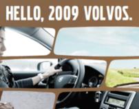 Volvo: 2009 Models Animation