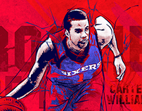 Michael Carter-Williams Rookie of the Year