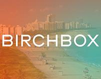 Birchbox Print Invitation