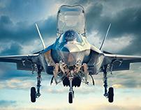 Pratt & Whitney - Military Engines Ad