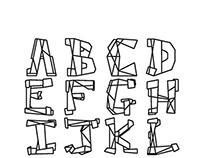 Artist Typeface