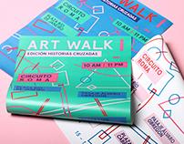 Art Walk Mexico | Crossed Stories