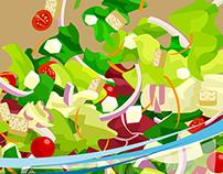 "Food & Drink illustrations: ""Grigoris Mikrogevmata"""