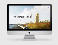 Microclimat Architecture - Website