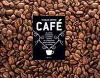 CAFE / Nico Artusi. Retrato.