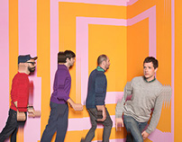 OK GO: UPSIDE OUT