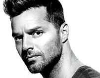 Ricky Martin - Data Capture Campaign