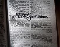 The Dictionary Sketchbook II: Return of the Sketchbook