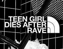 TEEN GIRLS DIES AFTER RAVE
