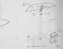daVinci's Flying Machine: Model making & hand drafting