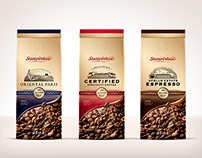 Sunvirtue Coffee Bean Packaging Design