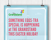 Easter Hoppenings - The Grandstand Mall