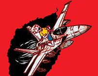 The Jet Fighter (Hyper #249)