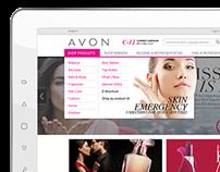 AVON Online: A Genuine E-commerce