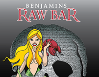 Benjamin's Raw Bar Designs