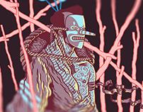 Kabuki Samurai
