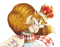 Alice in Wonderland - OUP Children's Classics