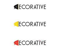 DECORATİVE LOGO TYPE SKETCHES