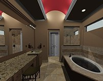 Southlake Master Bathroom