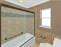 Hurst Bathroom Re-Design