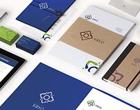 Grupo Xiryo / Logotipo + Identidad