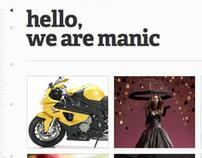 hello, we are manic