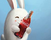 Coke Easter 2014
