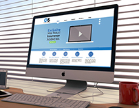 Confluency Solutions rebrand and website redesign