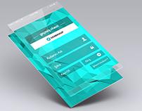 """Geçmiş Olsun"" ( Get Well Soon ) Application Design"
