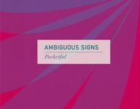 Pocketful - Ambiguous Signs