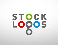 Stocklogos Identity and Web Design