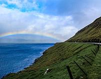 Rain, Faroe Islands