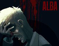 Alba shortfilm Poster